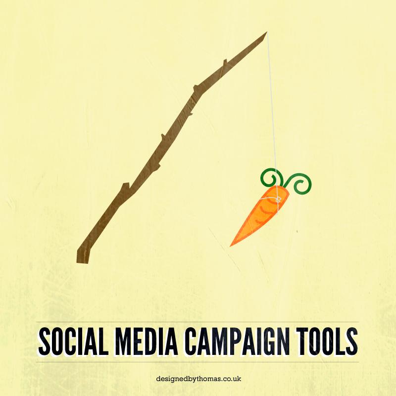 Social media campaign tools