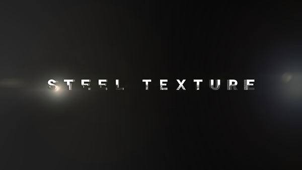steel cinema 4D texture