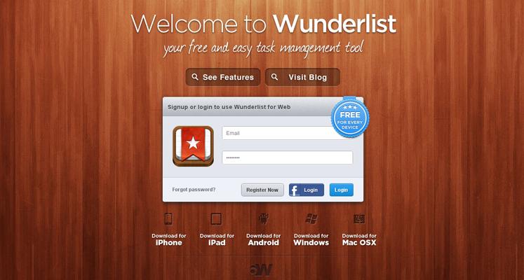 wunderlist task management app